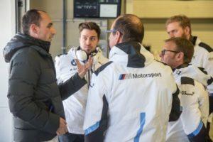 BMW DTM Test-Team Jerez de la Frontera 2019