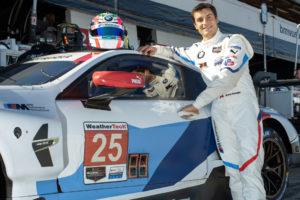 Bruno Spengler BMW M8 GTE IMSA 2020