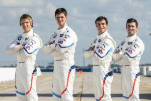 BMW Motorsport IMSA Fahrerkader 2020
