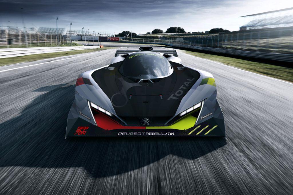 Designstudie Rebellion Peugeot