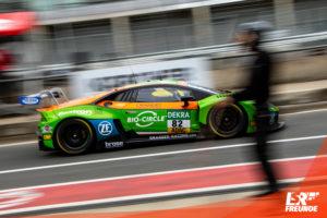 Grasser Racing Team Lamborghini Huracán GT3 Evo ADAC GT Masters 2019
