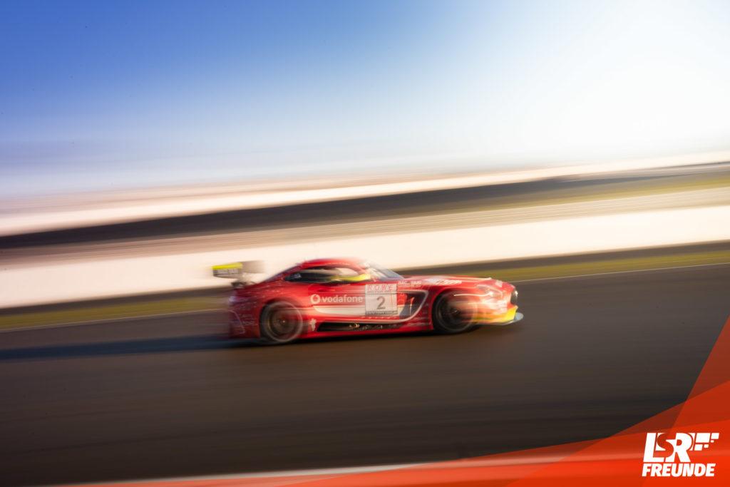 GetSpeed Performance Mercedes-AMG GT3 #2 VLN 8 2019