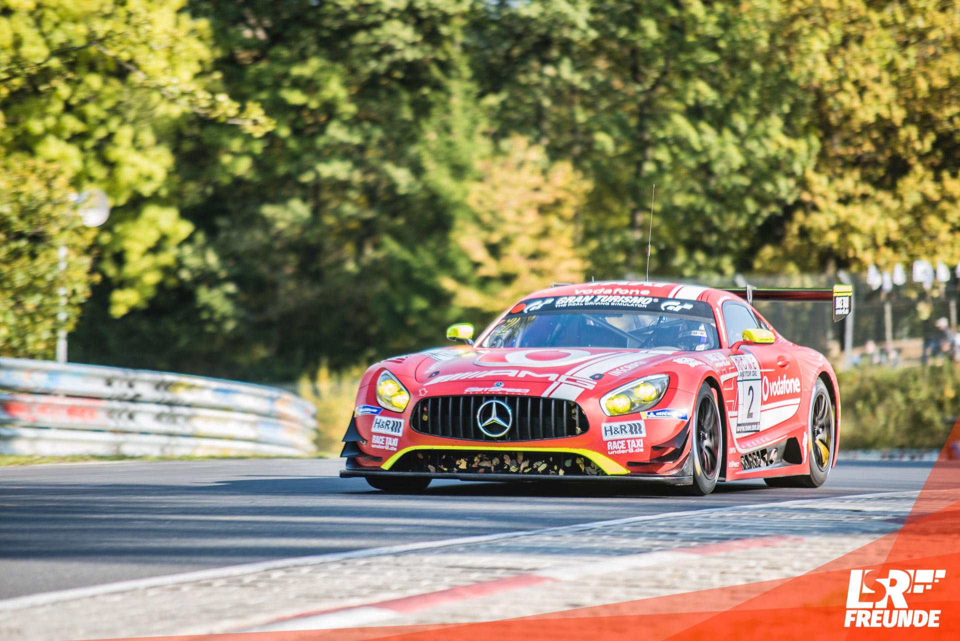 GETSPEED PErformance Mercedes AMG GT3 VLN8 2019