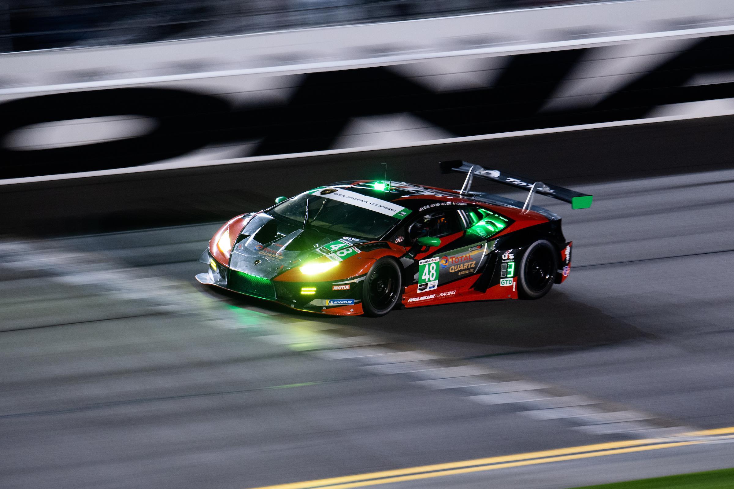 Daytona 2020 Lamborghini Huracan GT3 Evo