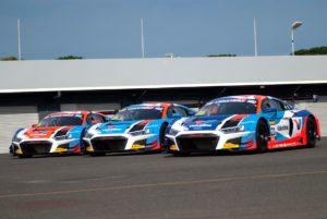 Audi Sport Team Valvoline Australia IGTC Bathurst 12h 2020