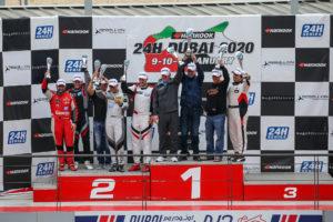 AVIA Sorg Rennsport Dubai 2020