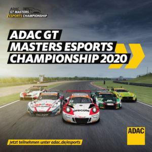 ADAC GT Masters eSports Championship 2020