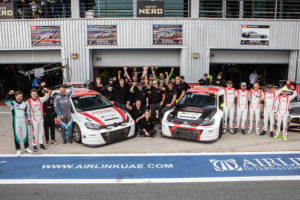 Autorama-Motorsport by Wolf-Power Racing-Team 24h Dubai 2020
