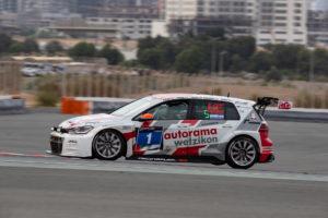 Autorama-Motorsport by Wolf-Power Racing-Team VW Golf GTI TCR #1 Dubai 2020