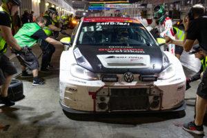 Autorama-Motorsport by Wolf-Power Racing-Team VW Golf GTI TCR #112 Dubai 2020
