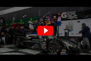 Cadillac Racing; Cadillac DPi-V.R teams Konica Minolta #10 Daytona 24h 2019