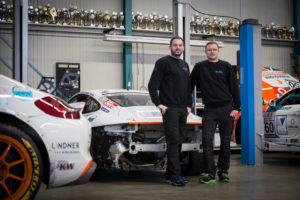 W&S Motorsport D. Schellhaas und P. Wagner