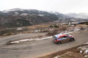 Hyundai Rallye Monte Carlo 2020-2