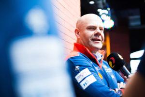 2020 FIA World Rally Championship Rallye Monte-Carlo 2020 22-26 January 2020 Hyundai Motorsport Team Director Andrea Adamo