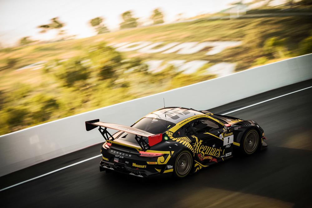 Porsche 911 GT3 R #1 12h-Bathurst 2020