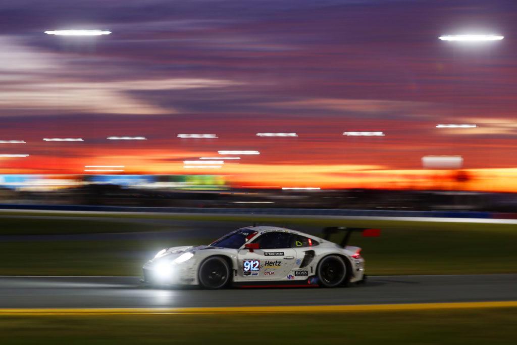 Rolex 24 at Daytona Porsche 911 RSR #912