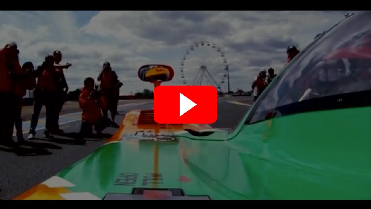 Mazda 787B Le Mans 2011