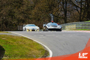 SCG P4/5 Competitione VLN 2012