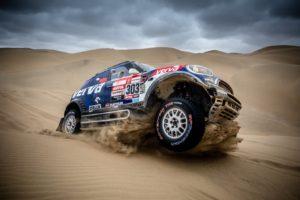 MINI JCW Buggy Rallye Dakar 2020