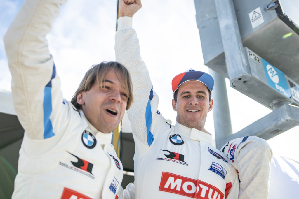BMW Team RLL Rolex 24h Daytona 2020 Augusto Farfus (BRA), John Edwards (USA)