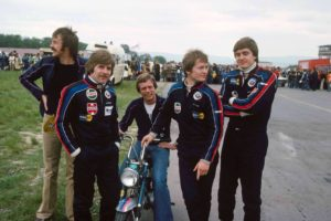 BMW Junior Team 1977