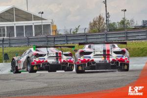 WTM Ferrari 488 GT3