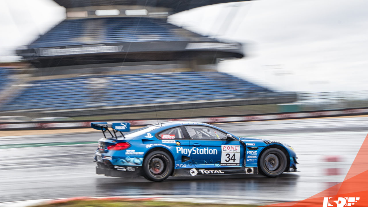 Walkenhorst Motorsport BMW M6 GT3 VLN 6 2019