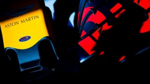 Red Bull Racing - Aston Martin Symbolbild