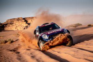 "Jakub ""Kuba"" Przygonski/Timo Gottschalk (POL/GER), Mini John Cooper Works Rally"