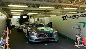 Team Toksport WRT Mercedes AMG GT3