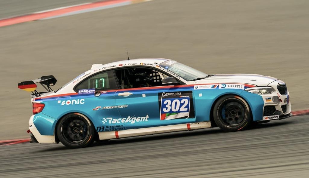 fun-M Motorsport Team Dubai 2020 24h-Series