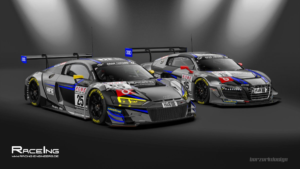 RaceIng Audi R8 LMS EVO
