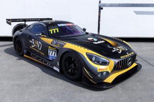 Mercedes-AMG GT3 #777, Triple Eight Race Engineering