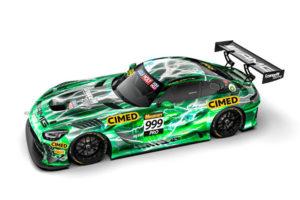 Mercedes-AMG GT3 #999, Mercedes-AMG Team GruppeM Racing