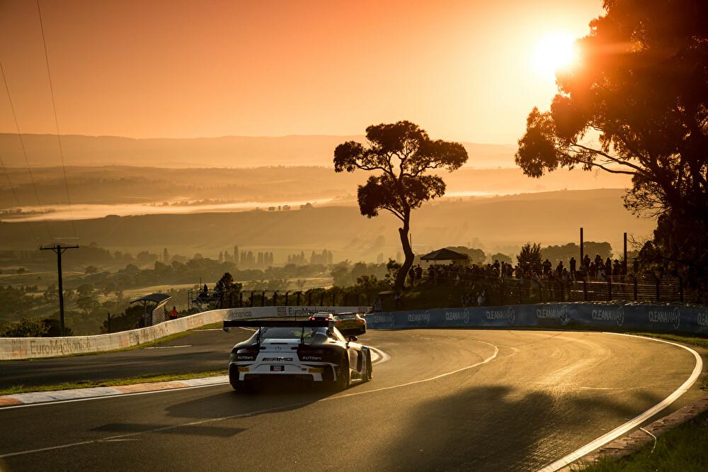12h Bathurst 2019 - Liqui-Moly Bathurst 12 Hour - Intercontinental GT Challenge Round 1 Foto: Gruppe C Photography; #76 Mercedes-AMG GT3, Mercedes-AMG Team Craft Bamboo Black Falcon: Maro Engel, Luca Stolz, Gary Paffett