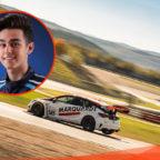 philipp walsdorf lubner motorsport Astra TCR NES 500 Nürburgring