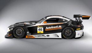 AutoArena Mercedes-AMG GT3 IGTC 2020 12h Bathurst