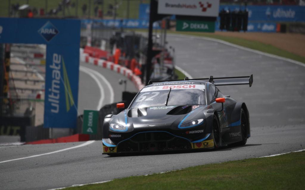 R-Motorsports Aston Martin DTM 2019
