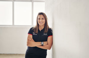 Simona De Silvestro KÜS Team75 Bernhard ADAC GT Masters 2020