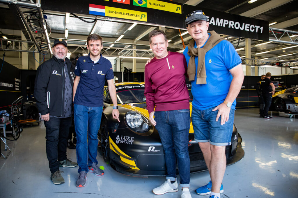 Project1 Motorsport und Luke Sport