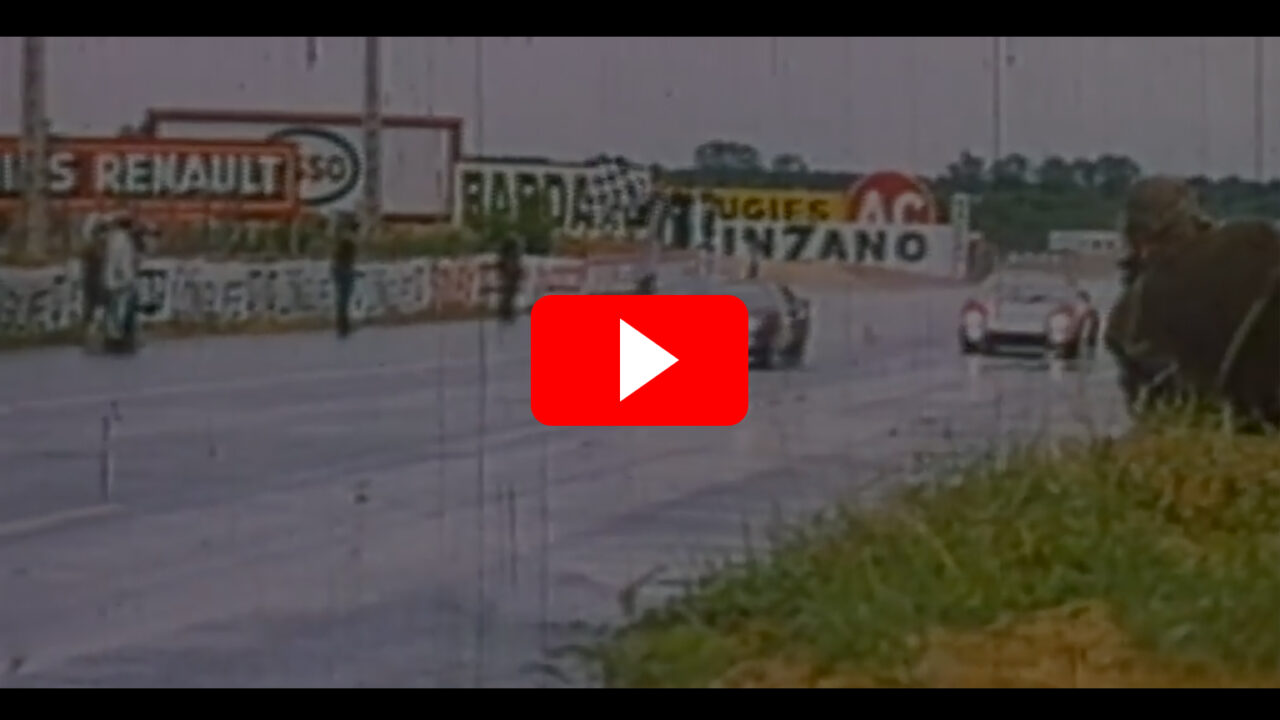 8 Meters - Le Mans