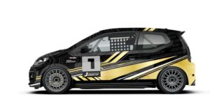 VW up! GTI Cup Max Kruse Racing