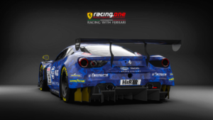Racing One Ferrari 488 GT3 2020