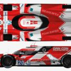 High Class Racing 24h Le Mans 2020 ELMS Oreca