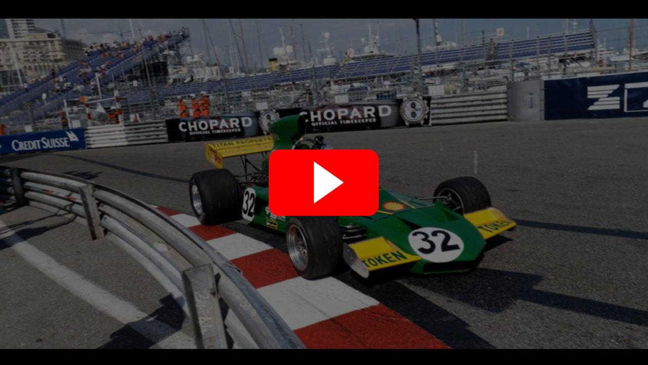 Axcil Jefferies 1974 Token F1 Monaco