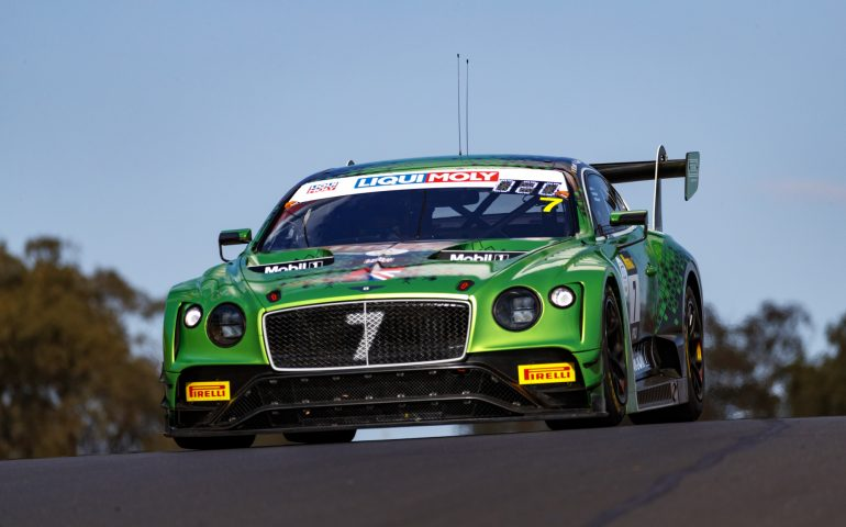 Bentley Continental GT3 #7 Bathurst 12 2020