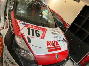 Renault Clio RS Avia Racing