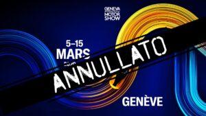 Internationaler Automobil-Salon Genf 2020 Abgesagt