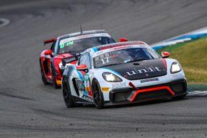 KÜS Team75 Bernhard Porsche Cayman GT4