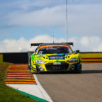 T3 Motorsport Audi R8 LMS Sachsenring ADAC GT Masters 2019